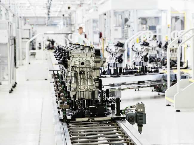 Skoda produce nuevos motores de tres cilindros