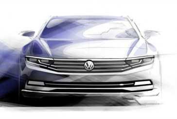 La octava generación del Volkswagen Passat
