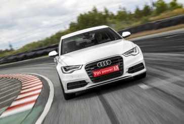 Audi A6 TDI Concept, el biturbo eléctrico