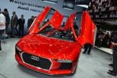 Los Showcars de Audi con motores TDI