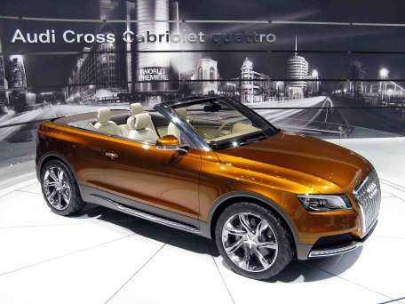 Cross Cabriolet quattro