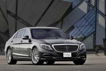 El nuevo Clase S 500 PLUG-IN HYBRID de Mercedes-Benz