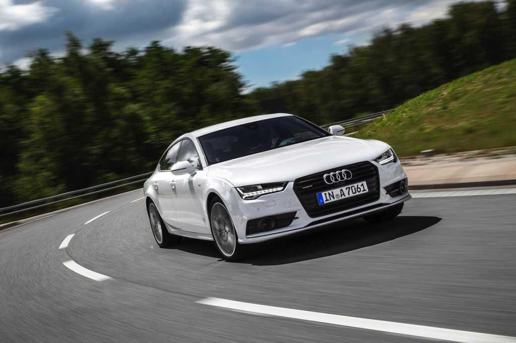 La nueva gama Audi A7 Sportback para España