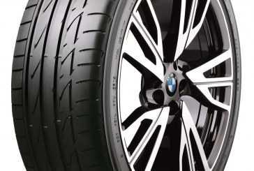 Bridgestone elegido proveedor para el BMW I8