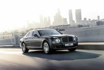 Bentley anuncia su nuevo Mulsanne Speed