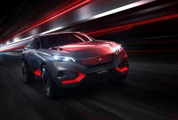 Peugeot presenta en el Salón de París su nuevo concept Quartz