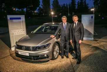 La prèmiere del Volkswagen Passat