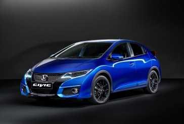 Novedades gama Honda Civic