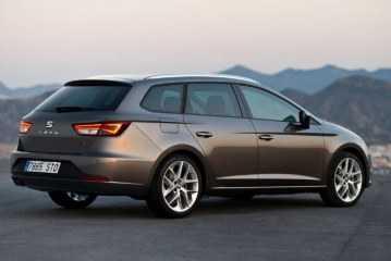 Precio SEAT Leon ST, con todo, desde 14.500 euros
