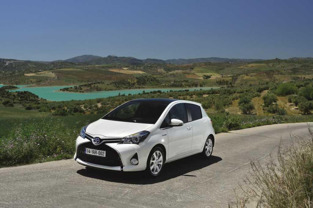 Precios del Toyota Yaris 2015
