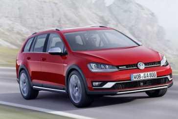 Nuevo Volkswagen Golf Alltrack con tracción total y diseño Off-road