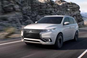 Estreno mundial del nuevo Mitsubishi Outlander PHEV Concept-S