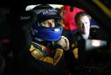 Alain Prost, ha estrenado en el circuito de Jerez el Renault Sport R.S. 01