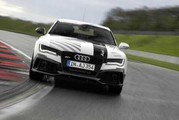 Audi RS 7piloted driving concept