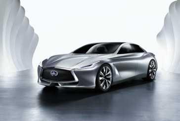 Infiniti Q80 Inspiration, un concept car