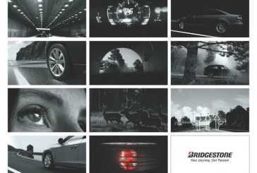 La nueva campaña de Bridgestone para la seguridad