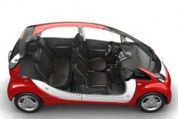 Mitsubishi i-MiEV actualizado