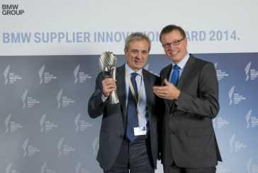 Pirelli gana el premio a la innovación de BMW