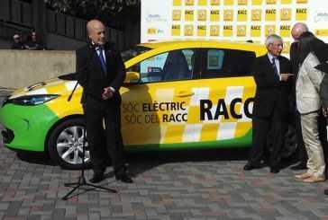 El primer vehículo 100% eléctrico para autoescuelas, Renault Zoe