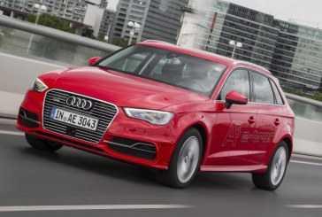 Audi A3 Sportback e-tron el primer híbrido enchufable de Audi