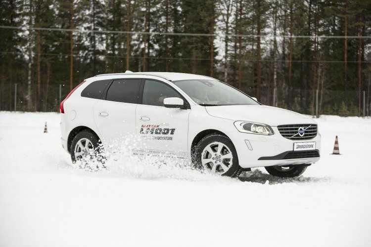 Bridgestone y su gama de neumáticos Premium de invierno