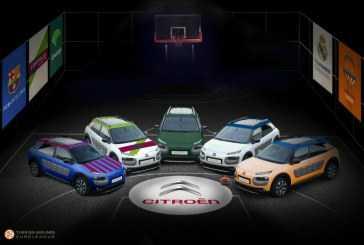 Citroen ficha por la Euroleague y Eurocup de baloncesto