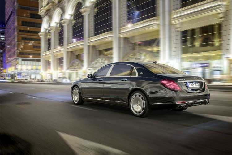Clase S Mercedes Maybach