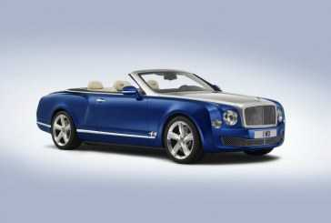 El Bentley Grand Convertible