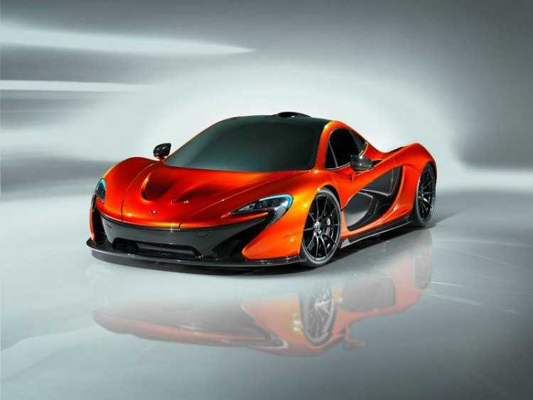 El McLaren P1
