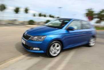 El Skoda Fabia consigue 5 estrellas EuroNCAP