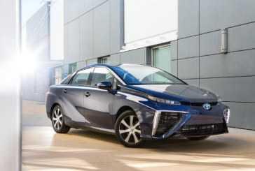 El Toyota Mirai, de pila de combustible, a la venta en Europa en 2015