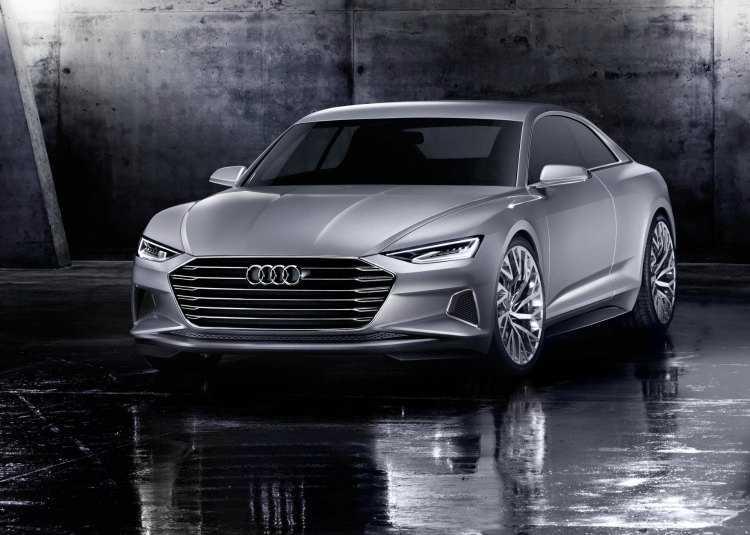 El prototipo Audi prologue en el Salón del Automóvil de Los Ángeles