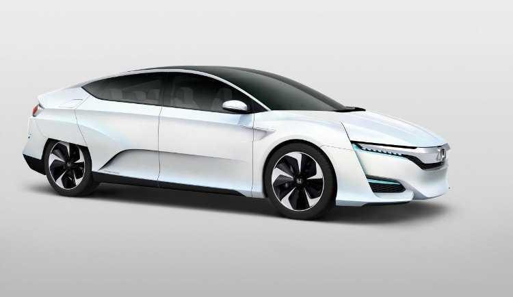 Honda FCV CONCEPT, un concept car de pila de combustible