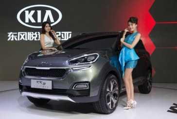 Kia concept car KX3