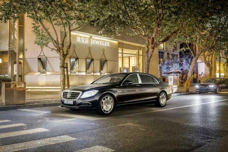 La nueva Clase S Mercedes Maybach