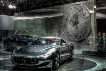 Maserati Alfieri Concept en el Salón de Los Ángeles