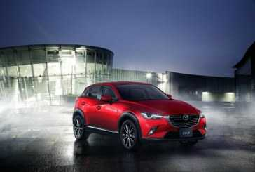 Mazda ha presentado en primicia mundial el nuevo Mazda CX-3