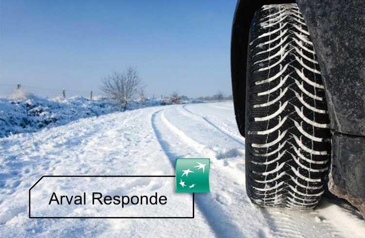 Preparado para conducir en invierno