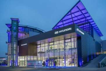 Hyundai Motor ha abierto su concesionario más grande en Europa