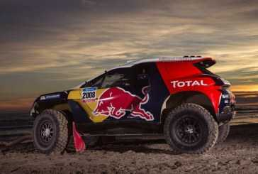 Peugeot 2008 DKR, listos para el Dakar 2015
