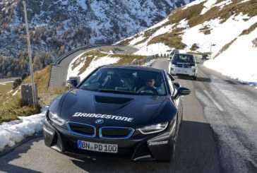 El BMW i8 e i3 en la Hannibal Tour 2014.