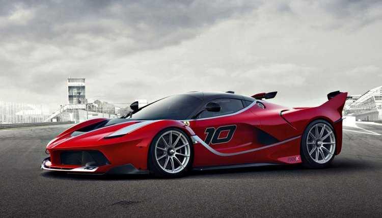Presentado el LaFerrari FXXK en los FXX Ferrari World Finals K