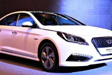 Hyundai sonata híbrido, lo nuevo de la marca.