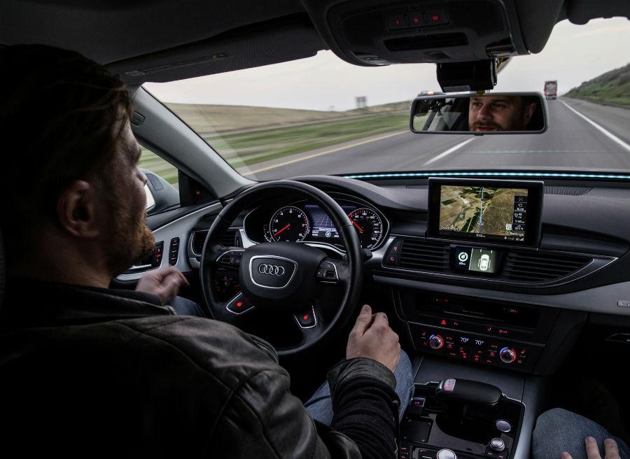 Audi autonomo