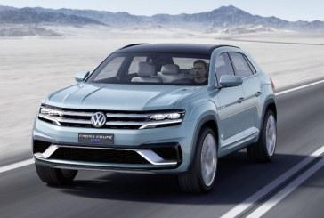 Cross Coupé GTE, el nuevo Suv electrico de Volkswagen