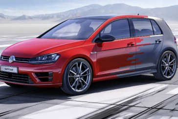 Golf R Touch, aquí todo es tactíl