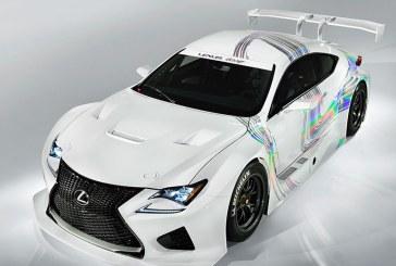Lexus vuelve a la competición