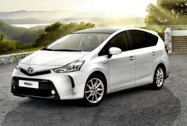 Toyota Prius+, el nuevo monovolumen híbrido.