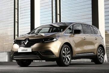 Renault Espace, precios para el 2015
