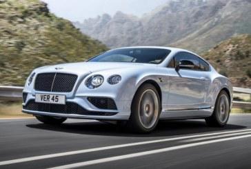 Bentley Continental, una puesta al día que le sienta muy bien